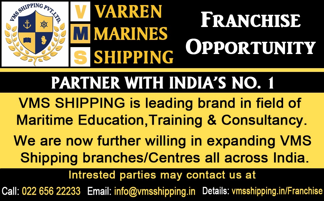 VMS Shipping Business Oppurtunity